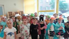 Sajajalgsed karnevalil