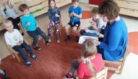 Vaikuseminutid koos Kikase lasteaia õpetajatega